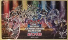 WCQ 2018 Participation Playmat - Mekk-Knight (Sealed)
