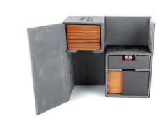 Twin Flip'n'Tray (160+) - Grey