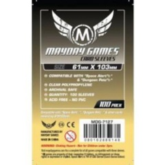 Mayday Games Sleeves 100ct - 61 x 103
