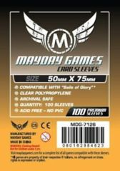 Mayday Games Sleeves 100ct - 50 x 75