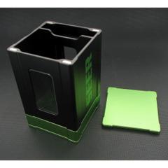Seer Metal Deck Box - Green