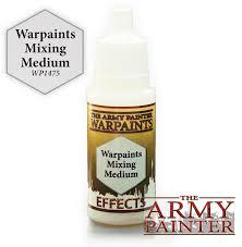 Warpaints: Mixing Medium 18ml