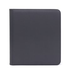 Dex Protection - Dex Zip Binder 12-pocket - GRAY