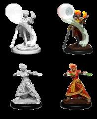D&D Nolzur's Marvelous Miniatures: Fire Genasi Wizard