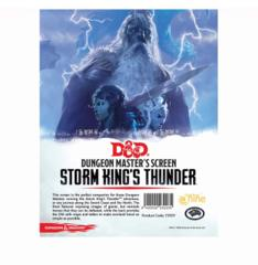 Dungeons And Dragons Next: Storm King's Thunder - Dungeon Master Screen