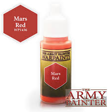 Warpaints: Mars Red 18ml