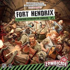 Zombicide: Fort Hendrix