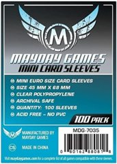 Mayday Games Sleeves 100ct - 45 x 68
