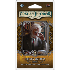 Arkham Horror - Harvey Walters Investigator Starter Deck