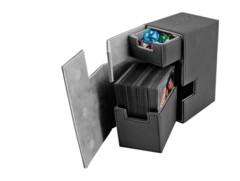 Ultimate Guard - Flip'n'Tray 80 - BLACK