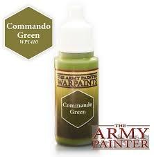 Warpaints: Commando Green 18ml