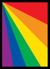 Legion - Sleeves 50ct - Matte RAINBOW