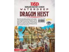 DM screen waterdeep: dragon heist