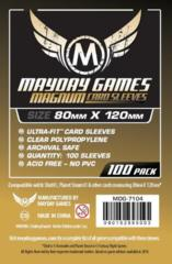 Mayday Games Sleeves 100ct - 80 x 120