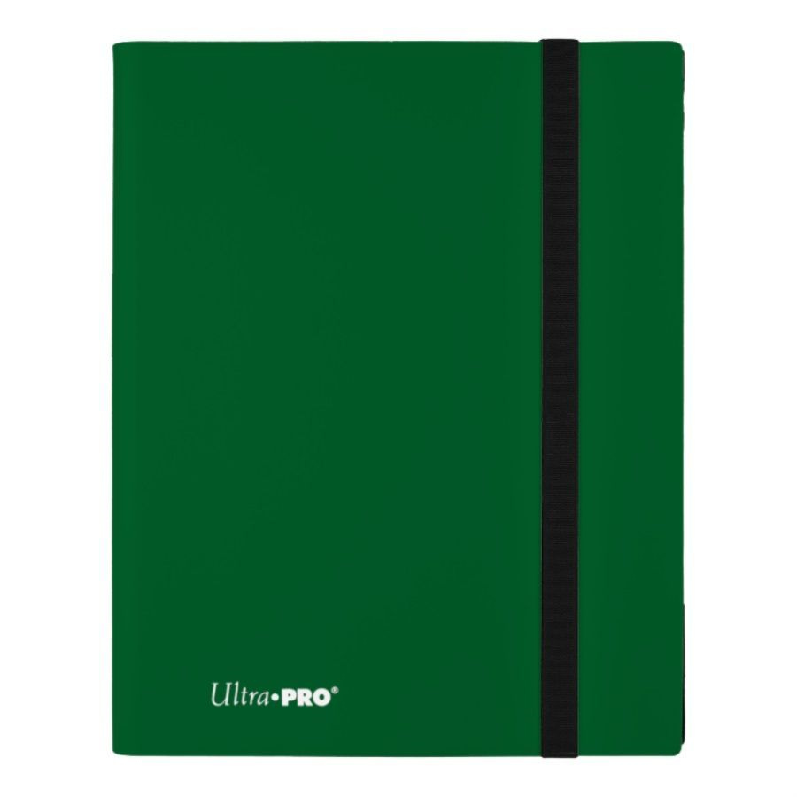 Ultra Pro - Eclipse PRO-Binder 9-Pocket - FOREST GREEN
