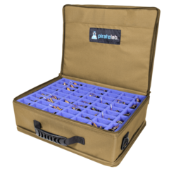 Pirate Lab - Miniatures Case (large) - COYOTE