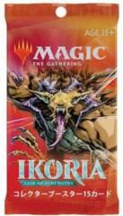 Ikoria: Lair of Behemoths Japanese Booster Pack