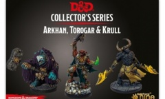 D&D Collector's Series: Arkhan the Cruel & The Dark Order