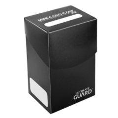 Ultimate Guard - Deck Case 60 mini - BLACK