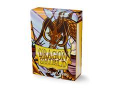 Dragon Shield - Sleeves 60ct (Japanese) - Classic ORANGE