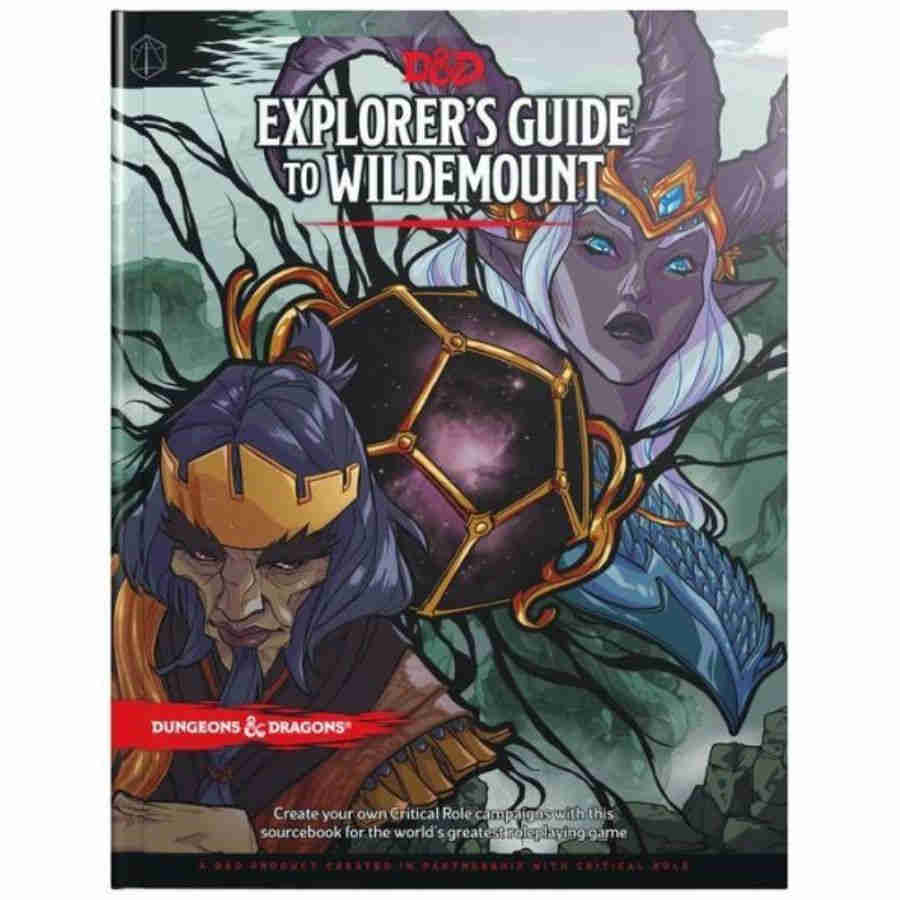 DUNGEONS AND DRAGONS 5E: THE EXPLORERS GUIDE TO WILDEMOUNT