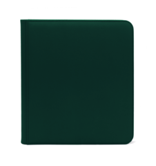 Dex Protection - Dex Zip Binder 12-pocket - GREEN