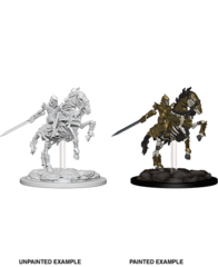 Pathfinder Battles Deep Cuts: Skeleton Knight on Horse
