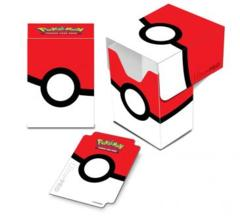 Ultra Pro - Deck Box - Pokemon: Poke Ball