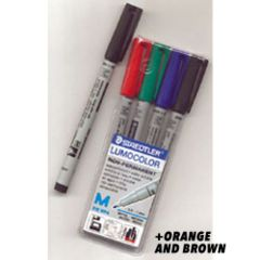CHESSEX Water Soulble Marker Set (6CT)