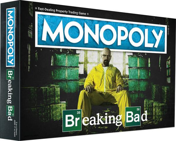 Breaking Bad Monopoly
