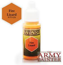 Warpaints: Fire Lizard 18ml
