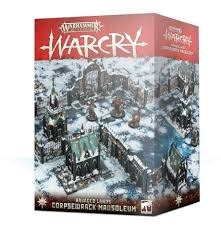 Age of Sigmar: Warcry - Corpsewrack Mausoleum