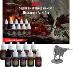Nolzur's Marvelous Pigments: Underdark Paint Set