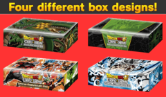 DRAGON BALL SUPER TCG: SPECIAL ANNIVERSARY BOX 2020