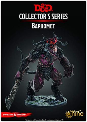 D&D Collectors Series: Baphomet