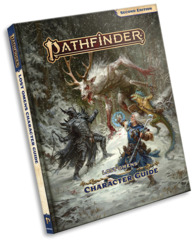Pathfinder RPG: Lost Omens - Character Guide Hardcover