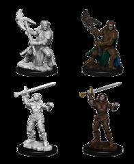 D&D Nolzur's Marvelous Miniatures: Half-Orc Fighter