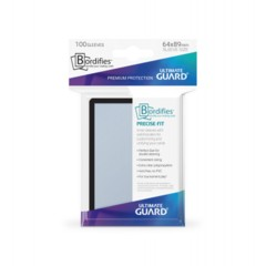Ultimate Guard - Sleeves 100ct (Precise Fit Standard) - BORDIFIES