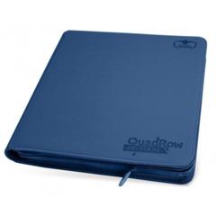 Ultimate Guard QuadRow Zipfolio -  dark blue