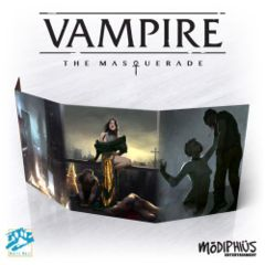 Modiphius - Vampire the Masquerade 5e - Storyteller Screen