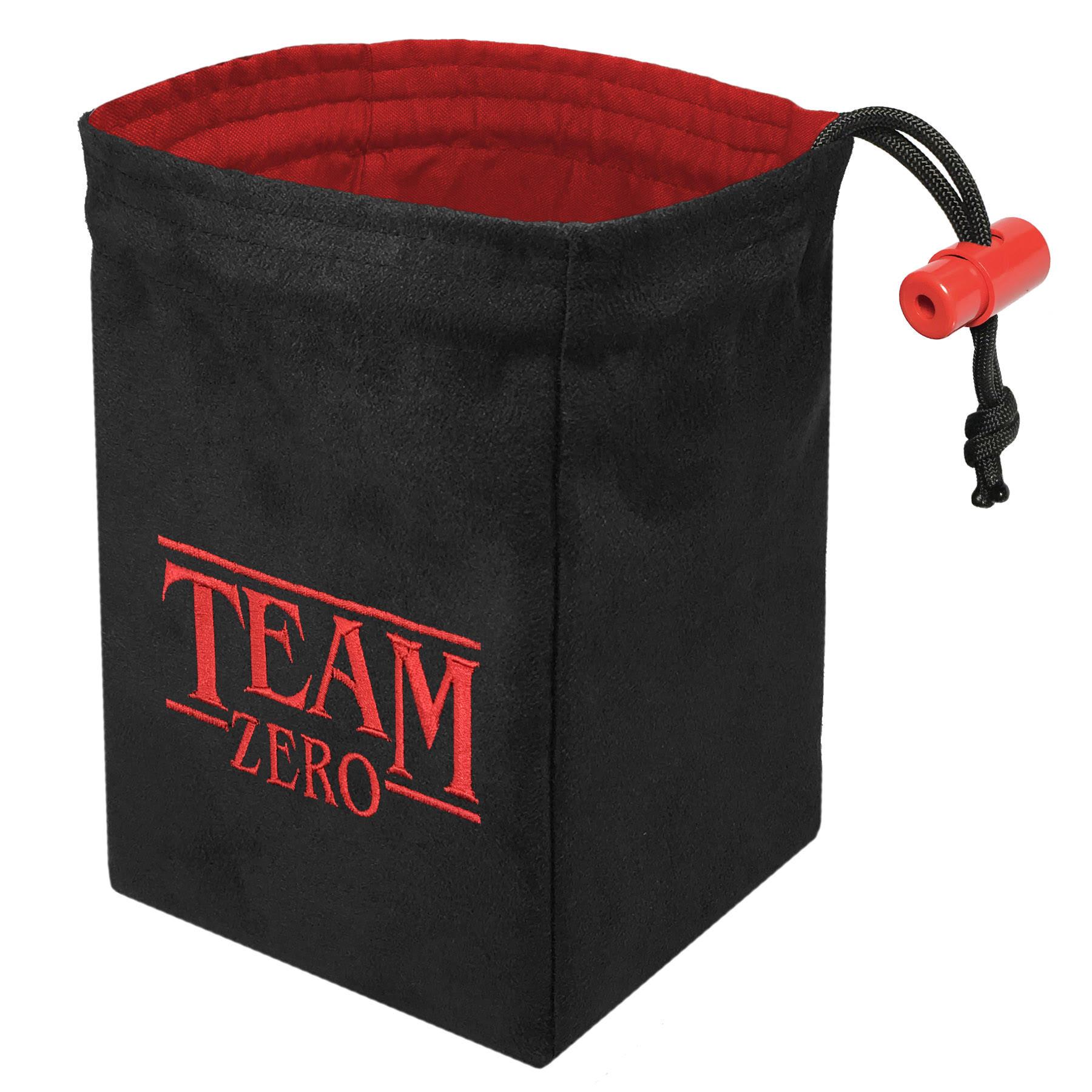 Red King co - Team Zero dice bag