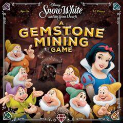Disney's Snow White And The Seven Dwarfs: A Gemstone Mining Game