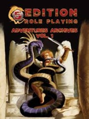 5th Edition Role Playing Adventures Archives Vol. 1