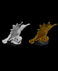 D&D Nolzur's Marvelous Miniatures: Young Gold Dragon