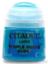 TEMPLE GUARD BLUE