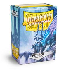 Dragon Shield - Sleeves 100ct (Standard) - Matte PETROL