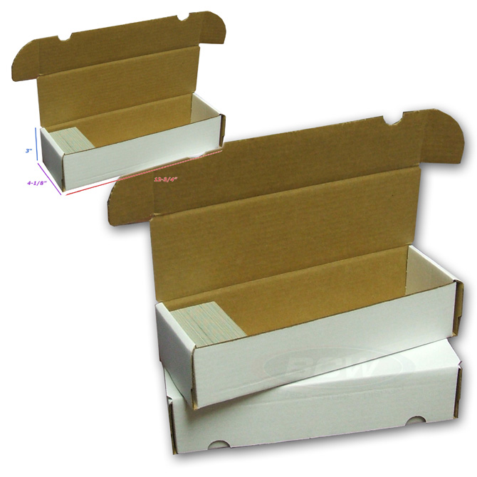 BCW - Storage Box 660ct