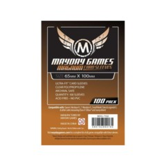 Mayday Games Sleeves 100ct - 65 x 100
