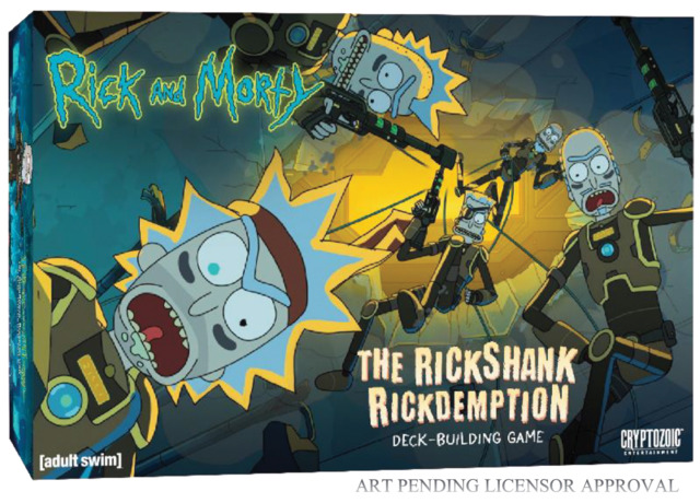 Rick and Morty - The Rickshank Rickdemption