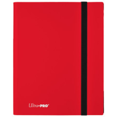 Ultra Pro - Eclipse PRO-Binder 9-Pocket - APPLE RED